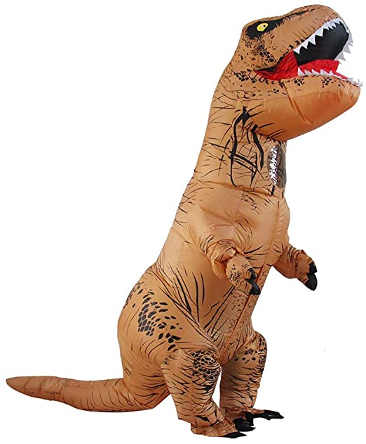 armadra Disfraz de Dinosaurio Inflable, Disfraz de Halloween ...