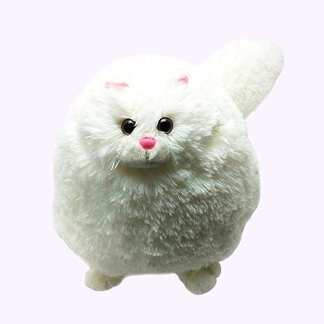 KiKa Monkey Felpa grande del gato persa 3D gato relleno suave del gatito regalo del XMAS