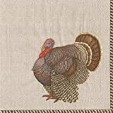 Thanksgiving Napkins Paper Napkins Luncheon Dessert Thanksgiving Dinner Lunch Thomas T. Byrd 40 Pc