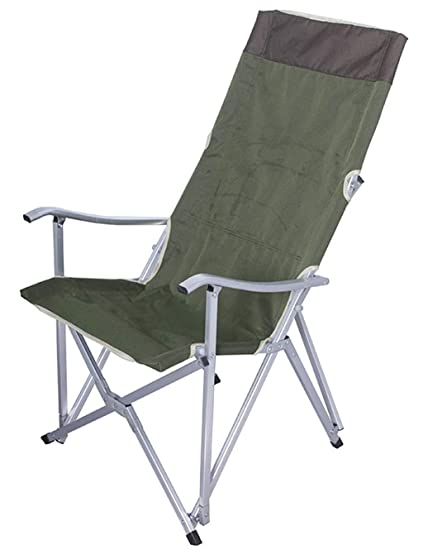Amazon.com: Outdoor Camping Chair/Ultra Light Sports Chair, Aluminum ...