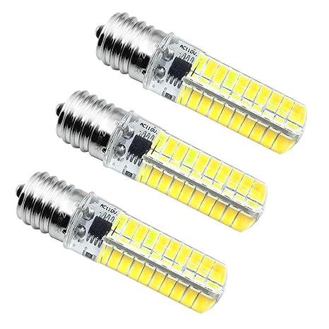 E17 LED bombilla, intensidad regulable bombillas LED luz ...