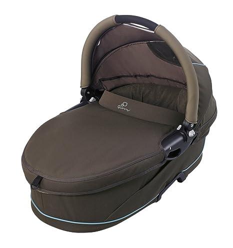 Quinny 60504920 Buzz - Capazo para carritos, incluye colchón, manta, mosquitera y protector