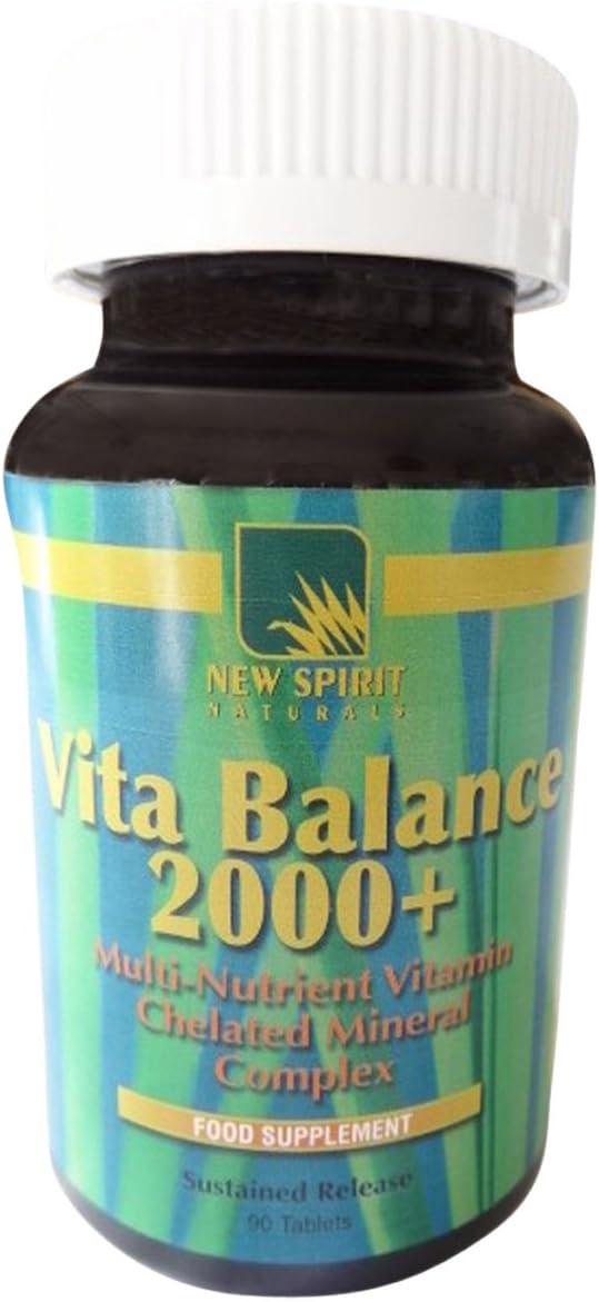 Vita Balance 2000 - Best Balanced Multivitamin