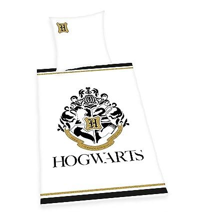 Outlet Biancheria Da Letto.Potter Biancheria Da Letto Liscia Herding Harry Hogwarts Logo 135 X