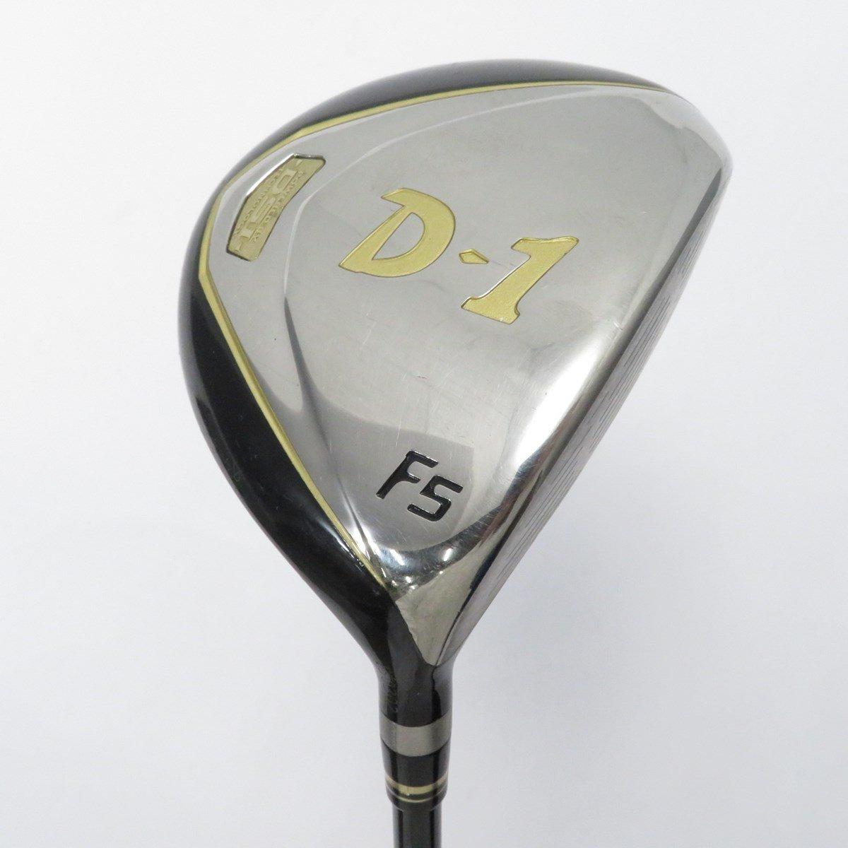 【中古】リョーマ ゴルフ RYOMA GOLF Ryoma D-1 F(メーカー公認中古) フェアウェイウッド Tour AD RYOMA F 【5W】 B07D7VBM2T  R