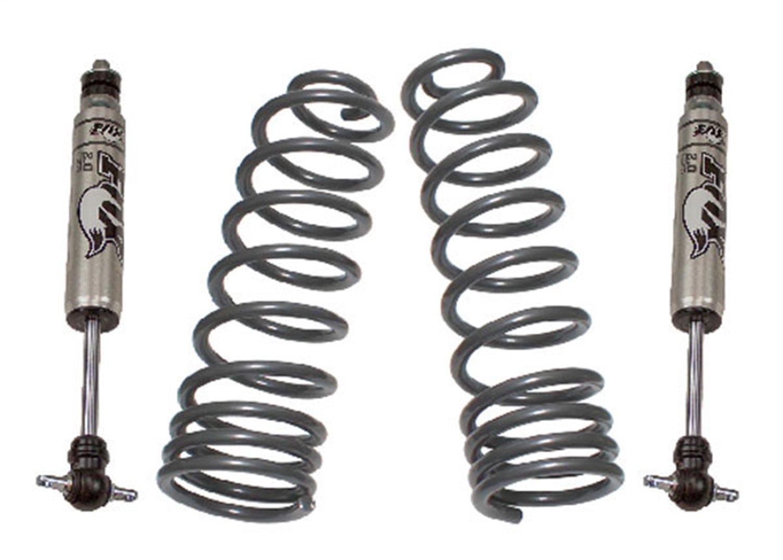 Fox Suspension Lift Kits >> Amazon Com Maxtrac 872171f Suspension Lift Kit W Shocks 2 5 In