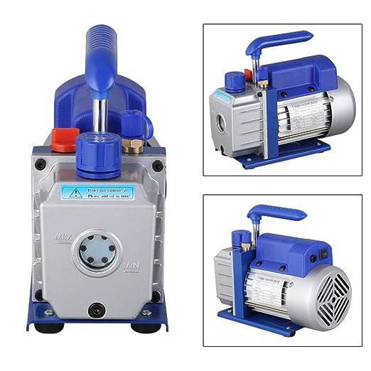 Camera Vuoto 27,7l Pompa Sottovuoto 100 L//min industria pompa aria condizionata Set