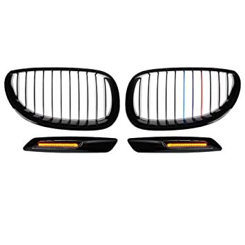 IPCW CWG-HD2107D0 Primed//Black Replacement Grille