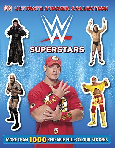 lection: WWE Superstars (DK Ultimate Sticker Collections) by BradyGames (2015-06-09) ()