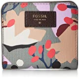 Fossil Sydney Bifold Wallet, Floral, One Size