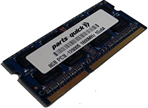 8GB Memory Upgrade for Acer Aspire V3-731-4439 DDR3L 1600MHz PC3L-12800 SODIMM RAM (PARTS-QUICK Brand)