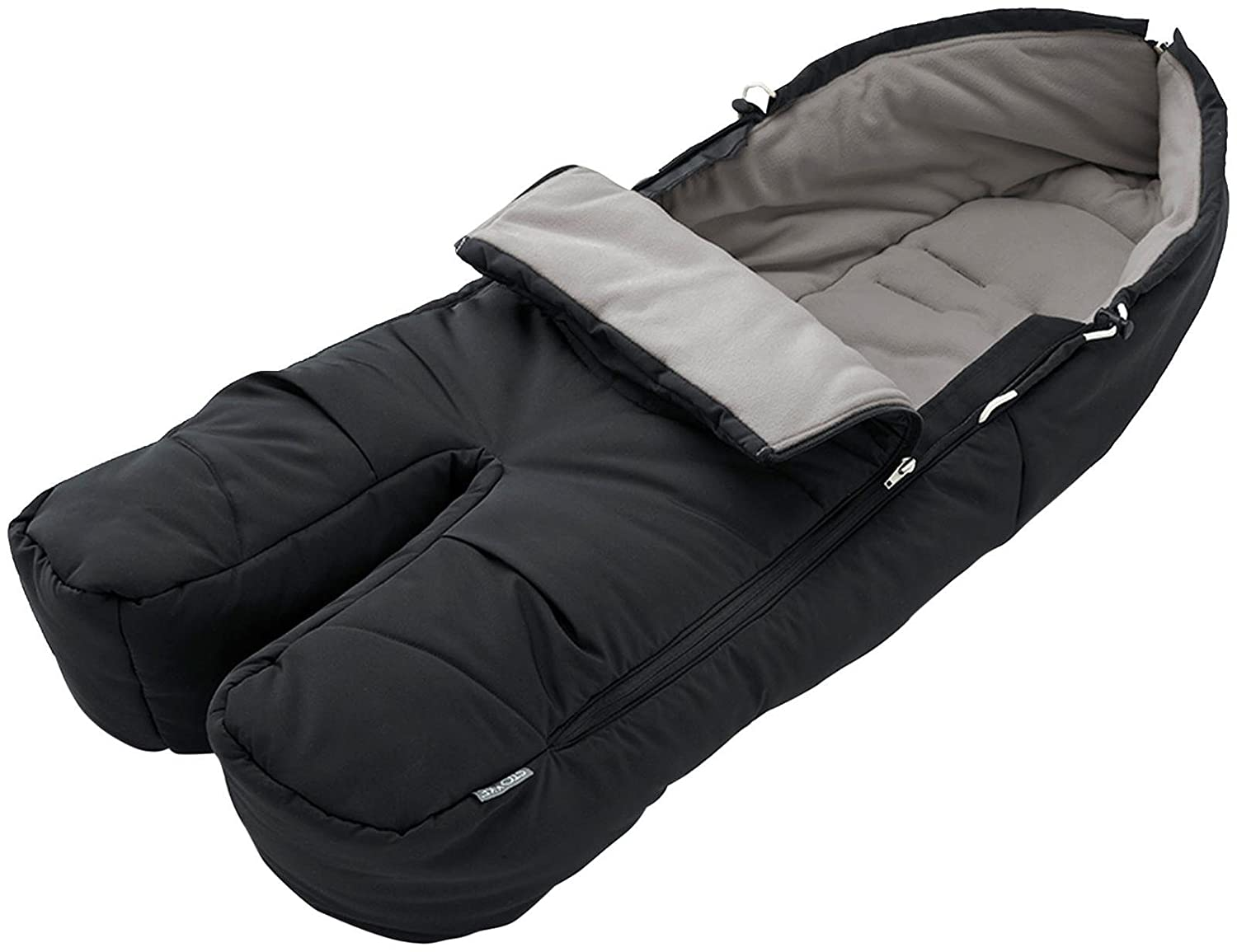 Stokke Footmuff - Black