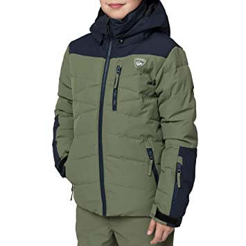Polydown Boy Rossignol Sports Lichen Veste Jkt Et De Ski nqnSHpI