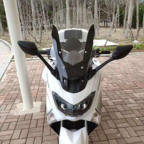 Etase pour NMAX 155 NMAX 125 R/éTroviseurs de Moto Support de Pare-Brise Modifi/é Accessoires de Moto