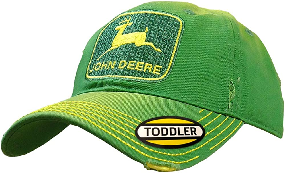 John Deere Toddler Kids Vintage Tm Cap-Green-Os: Amazon.es: Ropa y ...