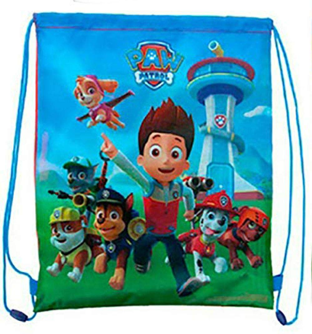 Paw Patrol Official 100% Cotton Beach Towel & Gym Bag Set by Paw Patrol (Image #2)