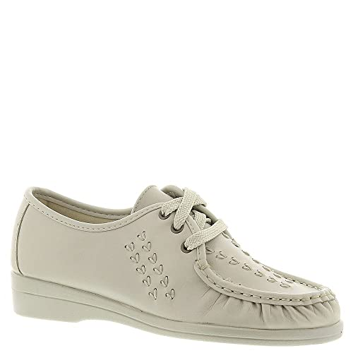 a5ab031fec631 Softspots Women's Bonnie Lite Shoes,Bone,8 E US