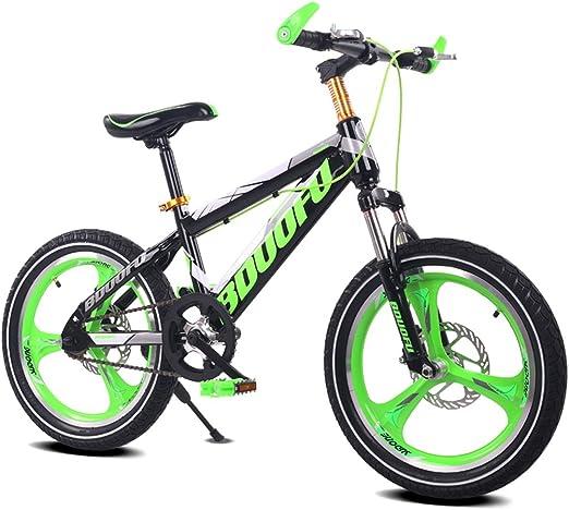 Fenfen Bicicleta para niños 16/18/20 pulgadas Bicicleta de montaña ...