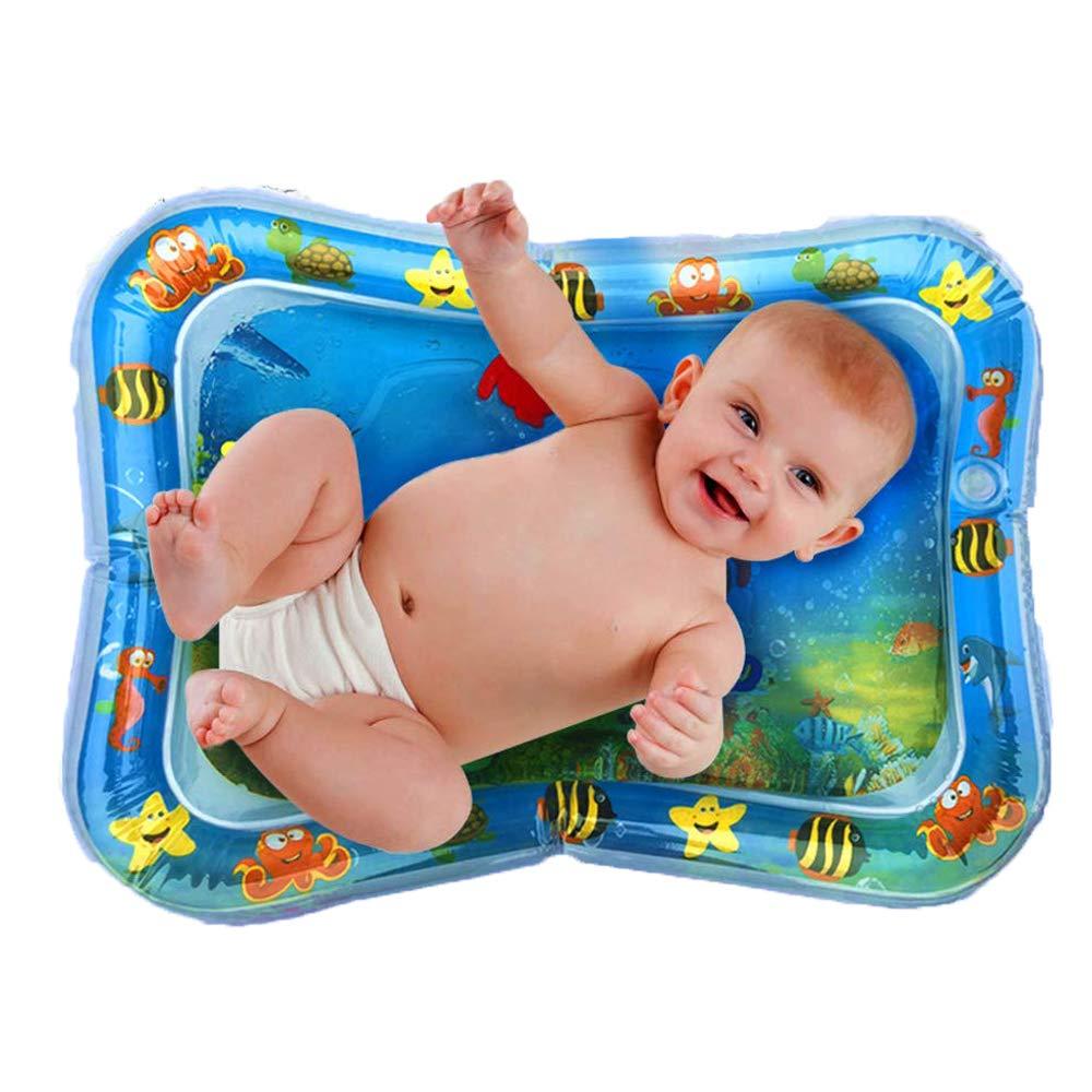 QIANGUANG Bebé Cojín Inflable patted Alfombras Alfombra de Juego de Agua Almohadilla Juguete Bebé Agua Cojín (26
