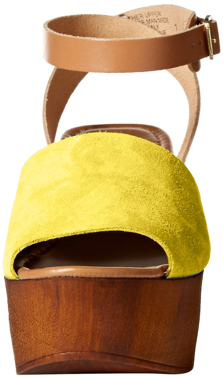 Seychelles Women's Forward Wedge US Yellow Pump B0756NQ9N2 7.5 B(M) US Yellow Wedge ecab7e
