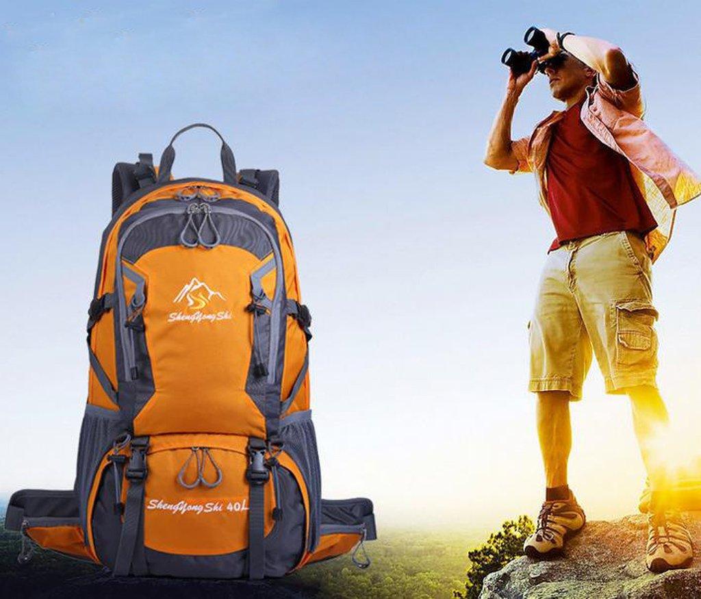 Outdoor-Klettern Camping Outdoor-Training-Paket wasserdichte Wander Tasche Schultertasche Sporttasche