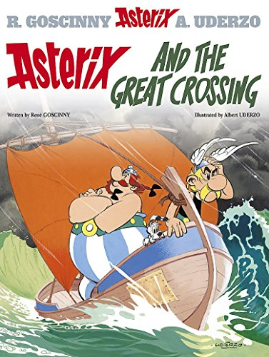 BEST! Asterix and the Great Crossing: Album #22 P.P.T