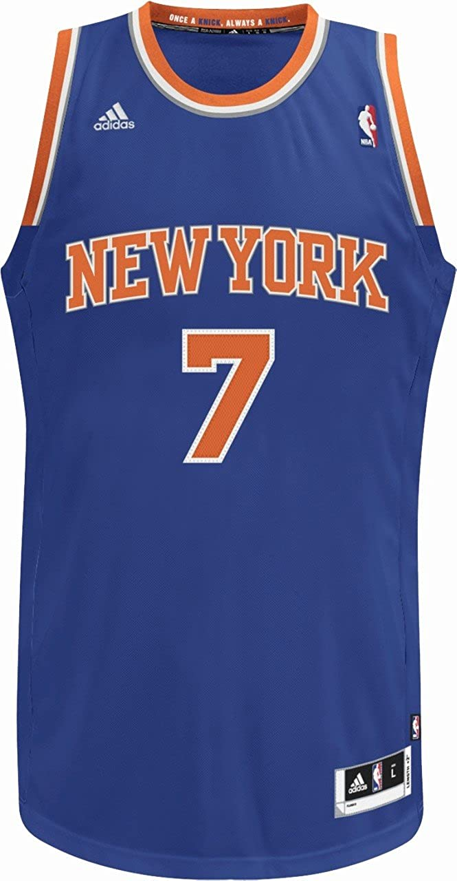 adidas Trikot New York Knicks Carmelo Anthony NBA Swingman ...