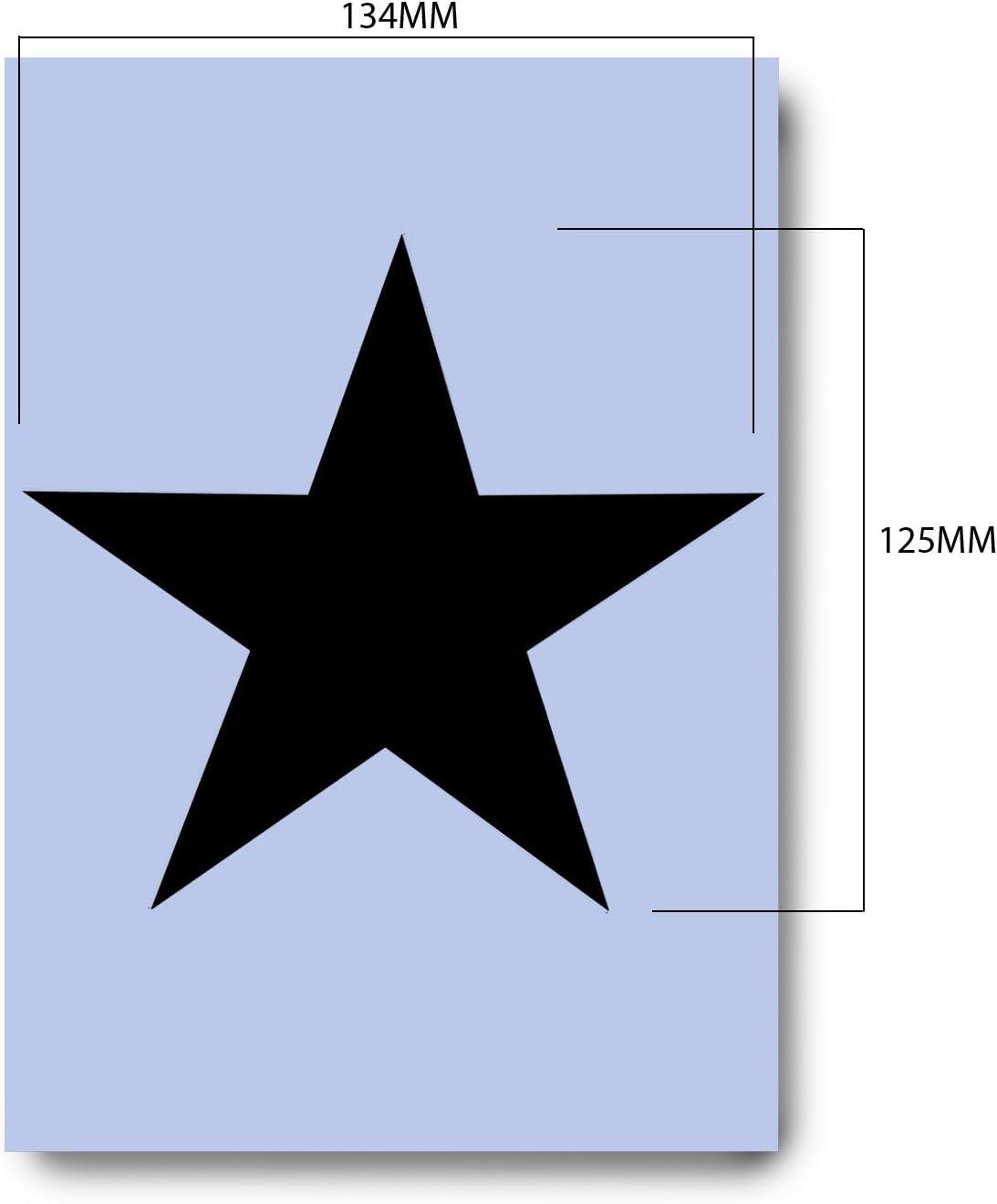 Stern Vorlage Zum Ausdrucken Pdf Sternvorlagen Kribbelbunt 9