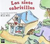 img - for Los 7 cabritillos/ The 7 Little Goats (Diorama) (Spanish Edition) book / textbook / text book