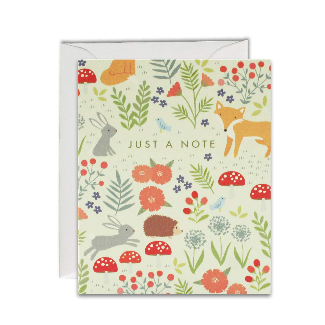 - MC3001 Woodland Just A Note Mini Card James Ellis Pack of 5