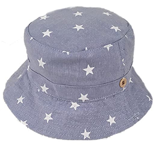 Image Unavailable. Image not available for. Color  Freedi Baby Floppy Sun  Hat Toddler Boys Girls Adjustable Cotton Fishing Cowboy Cap fec7fc6ebb77