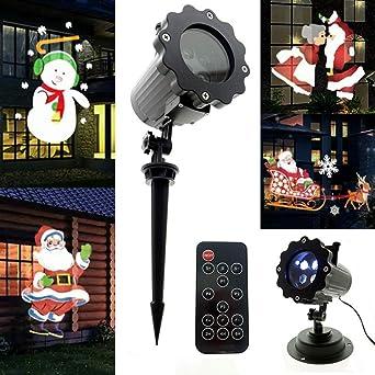Lámpara de Proyección de Navidad, ENES Proyección de Vacaciones al ...