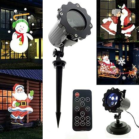 6973bff869b Lámpara de Proyección de Navidad