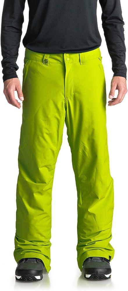 2ce1ead0 Quiksilver Estate - Pantalón de nieve para hombre