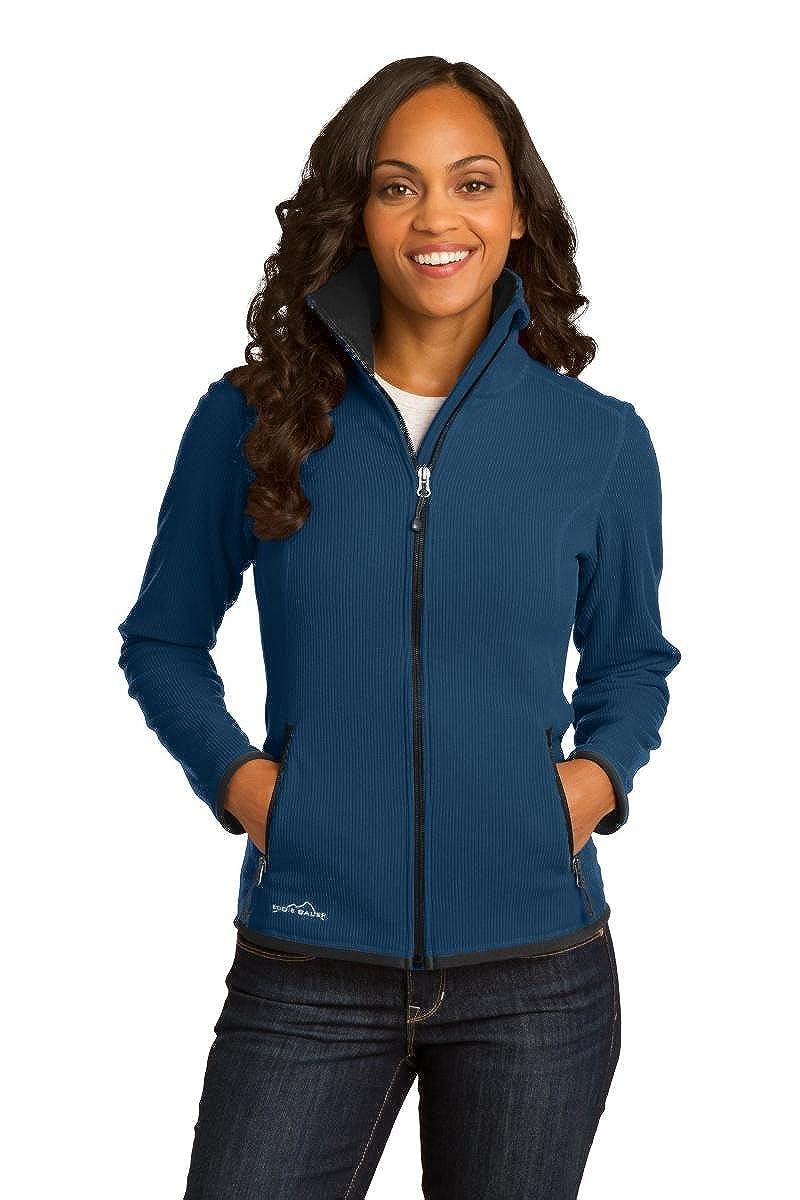 Eddie Bauer - Ladies Full-Zip Vertical Fleece Jacket