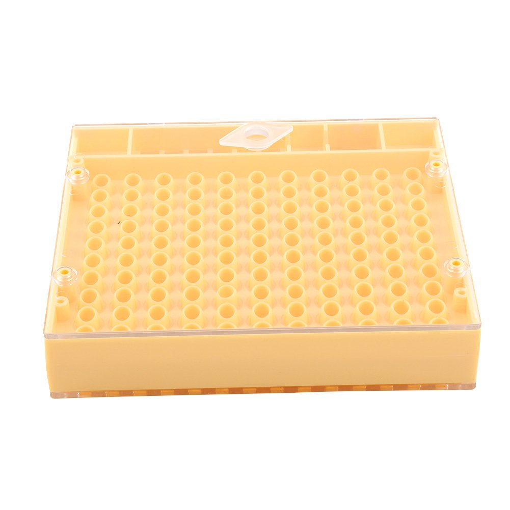 155Pcs Queen Rearing Kit Plastic Beekeeping Box Cell Cup Marking Tube Set