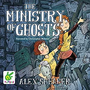 The Ministry of Ghosts Audiobook