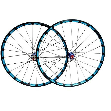 Fengbingl-Cycling Llantas de Bicicleta de montaña Rueda del Cubo ...