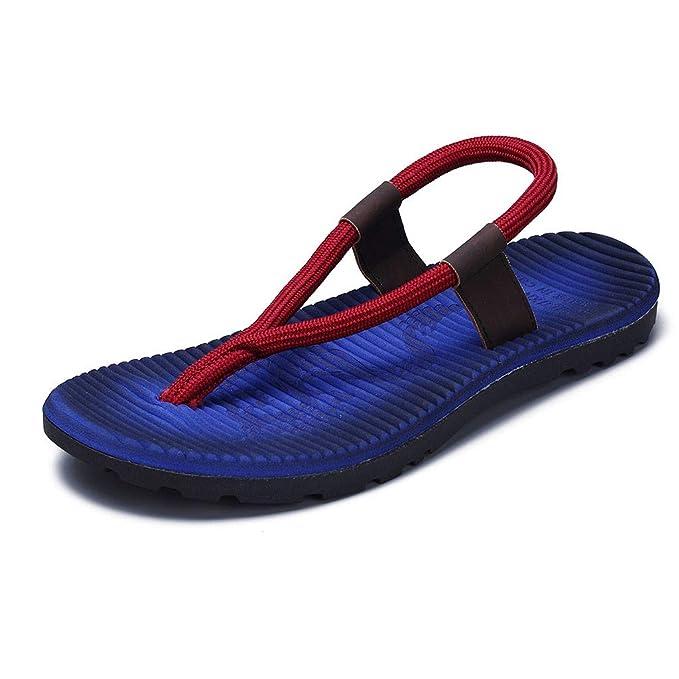 Bestow Zapatos de Playa para Hombre Zapatillas de Playa Ocasionales Chanclas Sandalias de Hombre Sandalias de