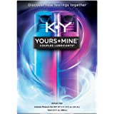 K-Y Yours and Mine Couples Lubricant, 3 Ounce