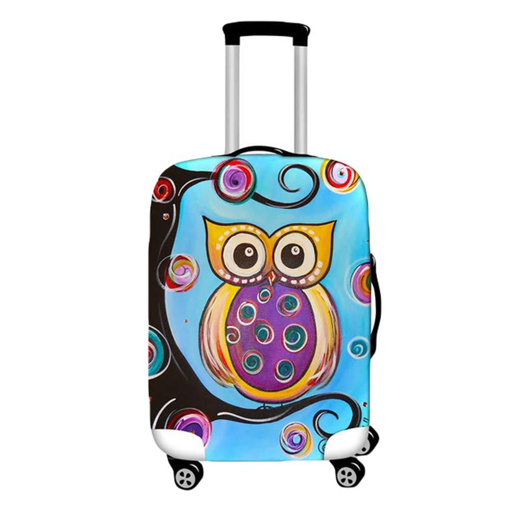 YiiJee Elastique Housse De Valise Luggage cover pour 18-28 Pouce Valise, Protection De Valise Housse Bagage