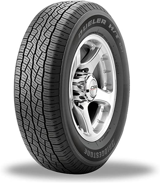 215//70R16 100H Pneumatico Estivo Bridgestone Dueler H//T 687 M+S