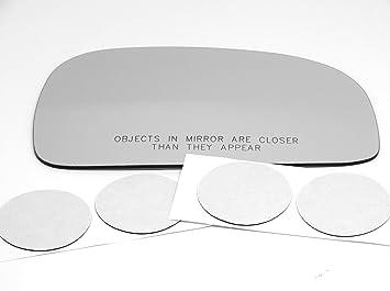 NEW Mirror Glass 01-06 SANTA FE Passenger Right Side RH **FAST SHIPPING**