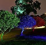 KOMAES Solar Landscape Spotlights
