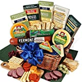 Gourmet Meat & Cheese Sampler - Deluxe