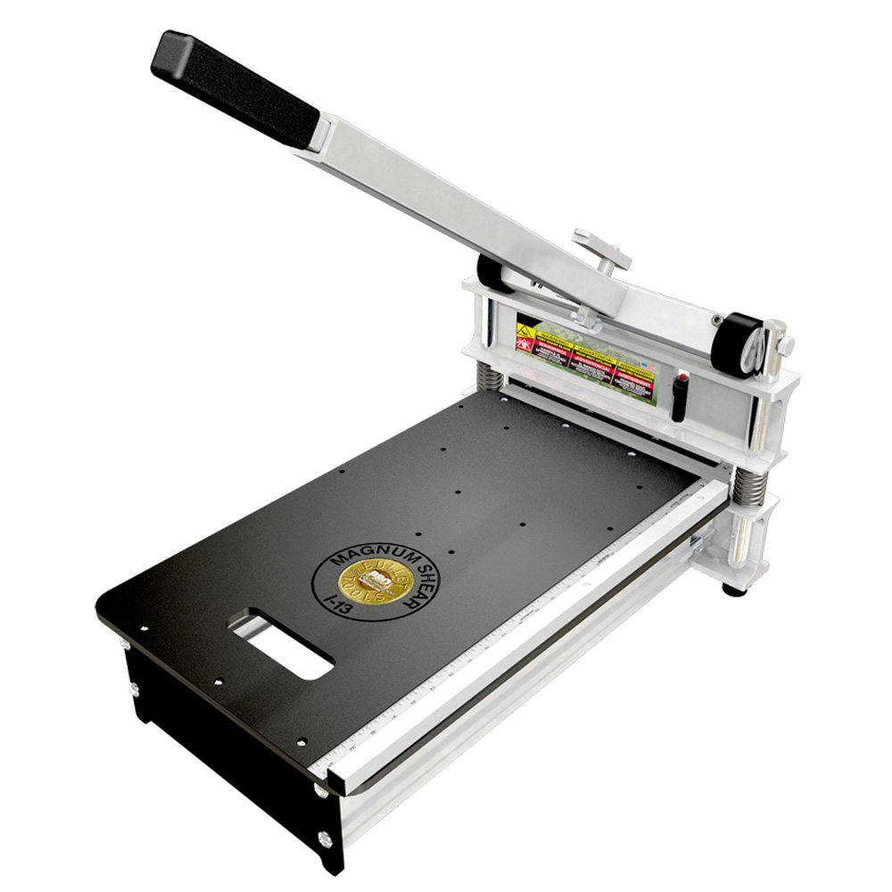 Bullet Tools 13-inch MAGNUM Laminate Flooring Cutter for pergo, wood and more by Bullet Tools