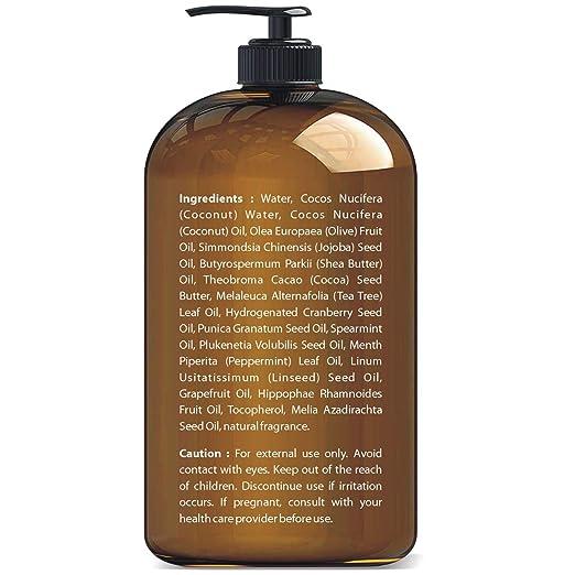 Amazon.com : Tea Tree Mint Hand Soap - Liquid Hand Soap with ...