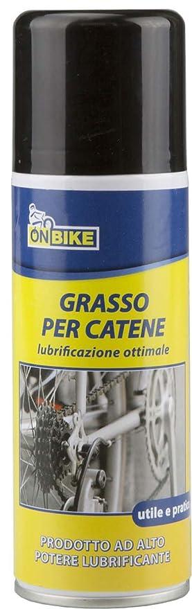 Cadenas de grasa spray 200 ml. Línea Standard ciclo de la ...