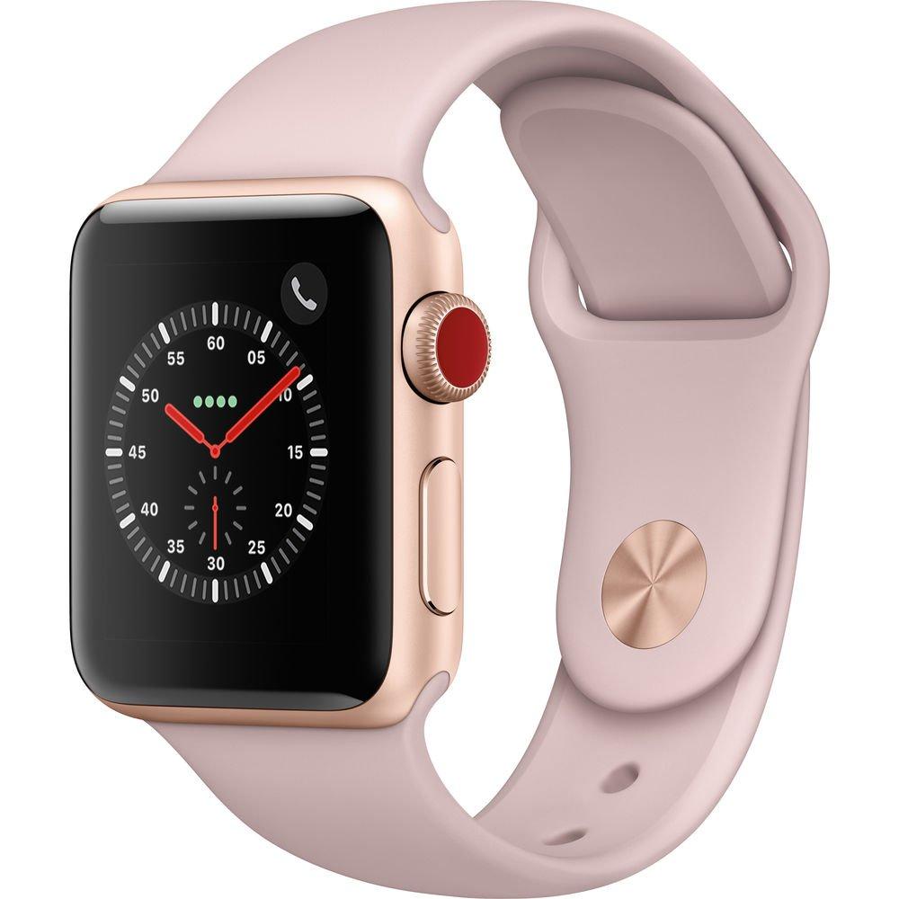 Apple Watch Series 3 Smartwatch, GPS + Cellular