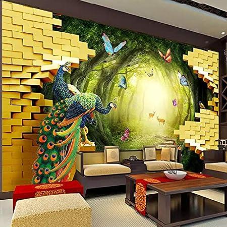 Papel pintado mural adhesivo de pared Papel tapiz